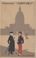 """Magasins - Chaussures """"Incroyable"""" 27 Bd St-Michel - Paris Monuments - Les Invalides - Negozi"""