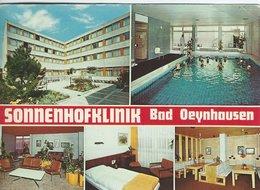 Bad Oeynhausen - Sonnenhofklinik Germany.  # 07452 - Bad Oeynhausen