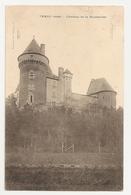 36 Tendu, Chateau De La Rocherolle (1235) - France