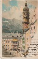 Innsbruck Stadtthurm U Goldenes Dachl - Unclassified