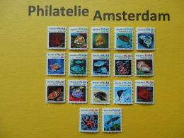 Palau 1983-85, FAUNA MARINE LIFE ZEEDIEREN MEERESTIERE ANIMAUX DE MER: Mi 9-19, + 74-79, ** - Meereswelt