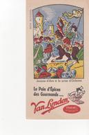 Buvars Pain D'épices VAN LYNDEN Jeanne D'Arc - Pain D'épices