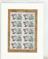 FRANCE 2015 FEUILLET  NEUF SOUS BLISTER  G . CAUDRON  F 79A -                                              TDA261 - 1960-.... Neufs