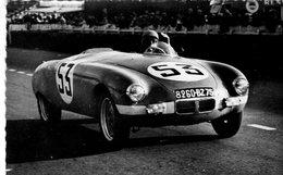 Bol D'Or 1953  -  Renault 4CV Barquette Rosier   -  Pilote: Guy Michel  -  Carte Postale - Le Mans