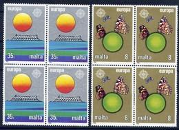 Malta. 1986  - Europa Cept -  Square  MNH** - 1986