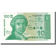 Billet, Croatie, 100 Dinara, 1991-10-08, KM:20a, NEUF - Croatie