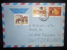 Transkei , Lettre De Libode 1989 Pour Trahslau - Afrique Du Sud (1961-...)