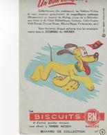 Buvars Journal De Mickey Biscuits BN  N° 5 - Food