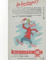 Buvars Journal De Mickey Biscuits BN  N° 6 - Food