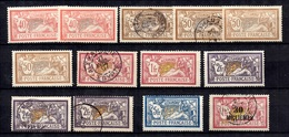 Alexandrie Belle Petite Collection 1902/1923. Bonnes Valeurs. B/TB. A Saisir! - Alexandria (1899-1931)