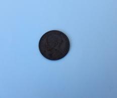Regno D'Italia - Vittorio Emanuele III - 1 Cent. Su Prora 1914  ( Circolata ) - 1900-1946 : Vittorio Emanuele III & Umberto II