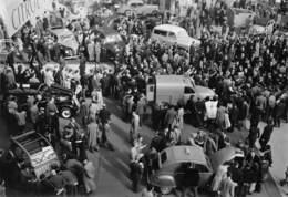 SALON AUTOMOBILE 1949- STAND CITROEN - Automobile