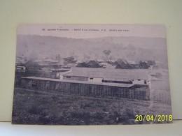 BOKE (GUINEE) BOKE A VOL D'OISEAU. - Guinea