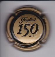 PLACA DE CAVA FREIXENET  150 AÑOS   (CAPSULE) - Sparkling Wine