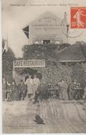 """91 (  Montgeron """" Restaurant Des Glacieres - Maison Victor  """" ) - Montgeron"""