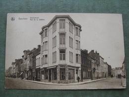 BERCHEM - STATIESTRAAT 1930 ( Scan Recto/verso ) - Antwerpen