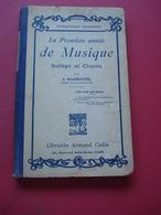 1931 LA PREMIERE ANNEE DE MUSIQUE - Books, Magazines, Comics