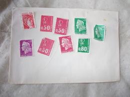 Petit Lot De Timbres Divers - Stamps