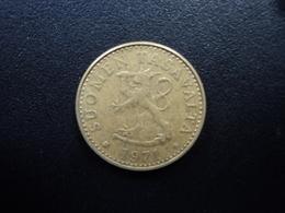 FINLANDE : 20 PENNIÄ   1971 S   KM 47 *   TTB - Finlande