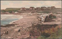 Maer Beach, Bude, Cornwall, 1924 - Frith's Postcard - England