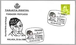 Fundacion PABLO RUIZ PICASSO. Malaga, Andalucia, 1988 - Picasso