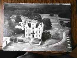 D 24 - Beauronne - Le Château - Vue Aérienne - France