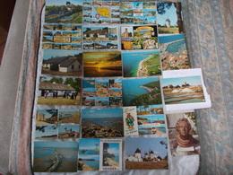 Lot De 36 Cartes Postales De La Vendée Ile De Noirmoutier Les Sables D'olonne Ou La Tranche Sur Mer - Cartes Postales