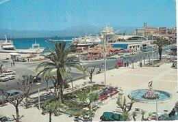 Patras - Greece. Ships In Port.   # 07461 - Greece