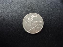 FINLANDE : 10 PENNIÄ   1990 M   KM 65   SUP+ - Finlande