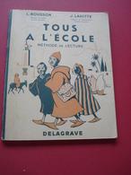 TOUS A L'ECOLE METHODE DE LECTURE CP ECOLES MUSULMANES - Books, Magazines, Comics