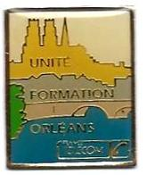 FT27 - UNITE FORMATION ORLEANS - Verso : SM - France Telecom