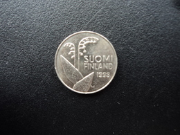 FINLANDE : 10 PENNIÄ   1993 M   KM 65    SUP+ - Finland
