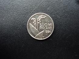 FINLANDE : 10 PENNIÄ   1994 M   KM 65    SPL - Finlande