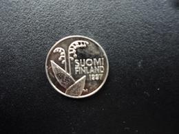 FINLANDE : 10 PENNIÄ   1997 M   KM 65    SPL - Finland