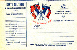 F M 05 / FRANCE  CARTE  DE FRANCHISE MILITAIRE - Cartes De Franchise Militaire