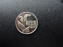 FINLANDE : 10 PENNIÄ   2000 M   KM 65    SPL - Finland