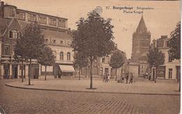 Krugerplein Borgerhout - Antwerpen