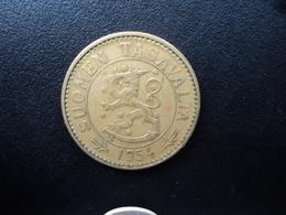 FINLANDE : 50 MARKKAA  1954 H   KM 40   TTB - Finland