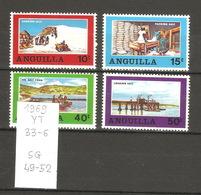 Anguilla, Année 1969, Industrie Du Sel - Anguilla (1968-...)