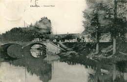 CHABLIS =  Grand Pont - Chablis