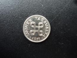 FINLANDE : 1 MARKKA  1957  KM 36a    SUP+ - Finlande