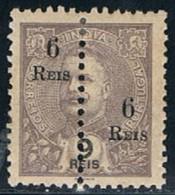 India, 1911/3, # 221, MH - Portuguese India