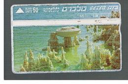 ISRAELE (ISRAEL) -   1994  THHE DEATH SEA - USED  -  RIF. 10873 - Israele