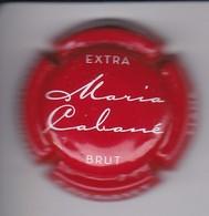 PLACA DE CAVA PARXET  (CAPSULE) MARIA CABANE - Sparkling Wine