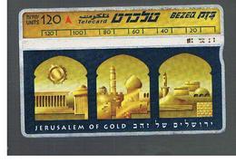 ISRAELE (ISRAEL) -   1996 JERUSALEM OF GOLD  - USED  -  RIF. 10876 - Israel