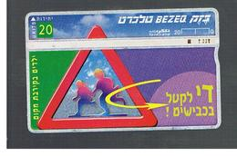 ISRAELE (ISRAEL) -   1998 TRAFFIC LAWS   - USED  -  RIF. 10877 - Israel