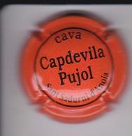 PLACA DE CAVA CAPDEVILA PUJOL  (CAPSULE) - Sparkling Wine