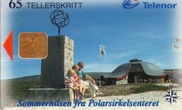 TARJETA TELEFONICA DE NORUEGA. N-128 (024) - Norway