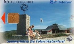 TARJETA TELEFONICA DE NORUEGA. N-128 (024) - Noruega