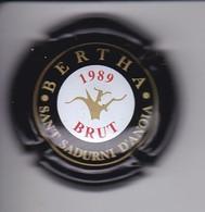 PLACA DE CAVA BERTHA  (CAPSULE) BRUT - Sparkling Wine